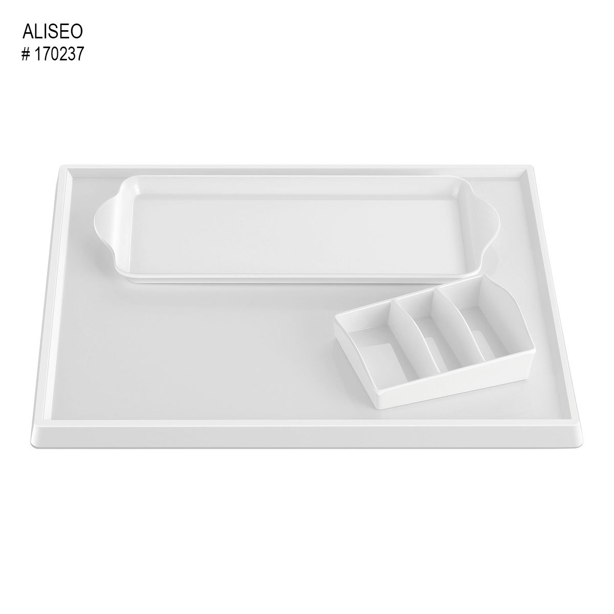 Welcome Tray Solution