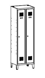 Locker SUM 320 W