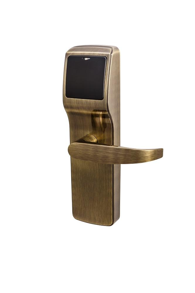 Trillium RFID – Goud Geborsteld