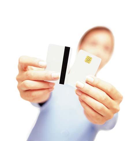 Chip & Magneetkaarten
