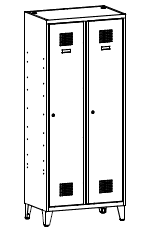 Locker SUM 420 W