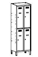 Locker SUS 322 W